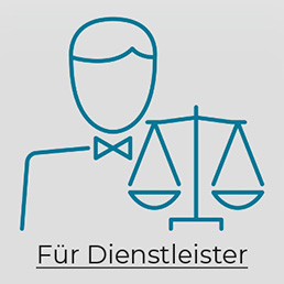 Rechtsanwalt Symbol