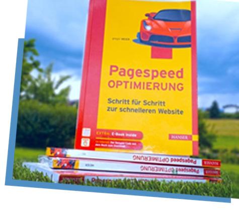 Pagespeed-Optimierung von Gregor Meier