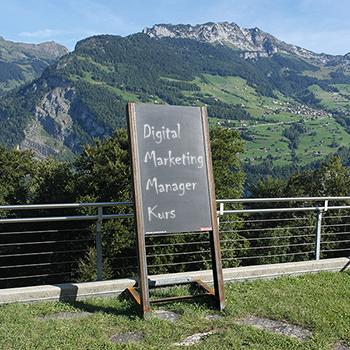 Infoabend Digital Marketing Manager