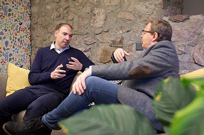Gregor Meier im Gespräch über Content Marketing
