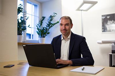 Gregor Meier erklärt Suchmaschinenoptimierung