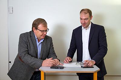 Gregor Meier macht Social Media