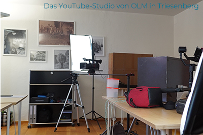 YouTube Studio in Liechtenstein